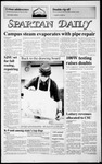Spartan Daily, September 16, 1986 by San Jose State University, School of Journalism and Mass Communications