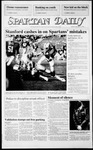 Spartan Daily, September 22, 1986 by San Jose State University, School of Journalism and Mass Communications