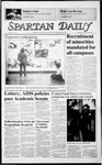 Spartan Daily, September 24, 1986 by San Jose State University, School of Journalism and Mass Communications