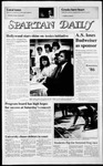 Spartan Daily, September 25, 1986 by San Jose State University, School of Journalism and Mass Communications