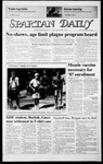 Spartan Daily, September 30, 1986 by San Jose State University, School of Journalism and Mass Communications