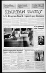 Spartan Daily, October 1, 1986 by San Jose State University, School of Journalism and Mass Communications
