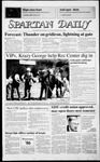 Spartan Daily, October 2, 1986 by San Jose State University, School of Journalism and Mass Communications