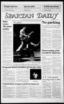 Spartan Daily, October 3, 1986 by San Jose State University, School of Journalism and Mass Communications