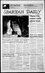 Spartan Daily, October 8, 1986 by San Jose State University, School of Journalism and Mass Communications