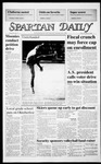 Spartan Daily, October 10, 1986 by San Jose State University, School of Journalism and Mass Communications