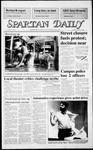 Spartan Daily, October 14, 1986 by San Jose State University, School of Journalism and Mass Communications