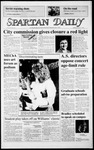 Spartan Daily, October 17, 1986 by San Jose State University, School of Journalism and Mass Communications