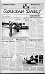 Spartan Daily, October 21, 1986 by San Jose State University, School of Journalism and Mass Communications