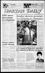 Spartan Daily, October 22, 1986 by San Jose State University, School of Journalism and Mass Communications
