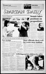 Spartan Daily, October 23, 1986 by San Jose State University, School of Journalism and Mass Communications