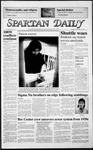Spartan Daily, October 29, 1986 by San Jose State University, School of Journalism and Mass Communications
