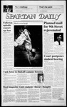Spartan Daily, October 30, 1986 by San Jose State University, School of Journalism and Mass Communications