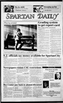 Spartan Daily, November 6, 1986 by San Jose State University, School of Journalism and Mass Communications