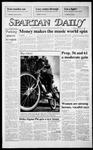 Spartan Daily, November 10, 1986