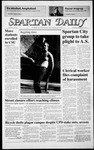 Spartan Daily, November 12, 1986 by San Jose State University, School of Journalism and Mass Communications