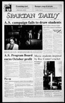 Spartan Daily, November 21, 1986 by San Jose State University, School of Journalism and Mass Communications