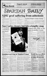 Spartan Daily, November 24, 1986 by San Jose State University, School of Journalism and Mass Communications