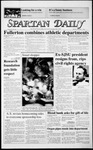 Spartan Daily, December 2, 1986 by San Jose State University, School of Journalism and Mass Communications