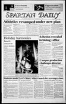 Spartan Daily, December 5, 1986 by San Jose State University, School of Journalism and Mass Communications