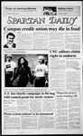 Spartan Daily, December 8, 1986 by San Jose State University, School of Journalism and Mass Communications