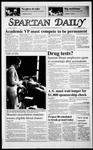 Spartan Daily, December 9, 1986 by San Jose State University, School of Journalism and Mass Communications