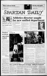 Spartan Daily, January 30, 1987 by San Jose State University, School of Journalism and Mass Communications