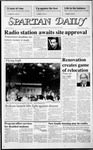 Spartan Daily, February 6, 1987 by San Jose State University, School of Journalism and Mass Communications