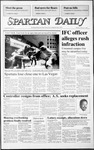 Spartan Daily, February 9, 1987 by San Jose State University, School of Journalism and Mass Communications