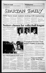 Spartan Daily, February 10, 1987 by San Jose State University, School of Journalism and Mass Communications