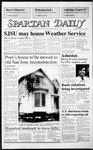 Spartan Daily, February 11, 1987 by San Jose State University, School of Journalism and Mass Communications