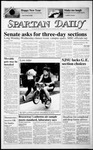 Spartan Daily, February 12, 1987 by San Jose State University, School of Journalism and Mass Communications