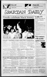 Spartan Daily, February 18, 1987 by San Jose State University, School of Journalism and Mass Communications