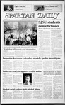 Spartan Daily, February 19, 1987 by San Jose State University, School of Journalism and Mass Communications