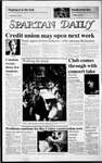 Spartan Daily, February 20, 1987 by San Jose State University, School of Journalism and Mass Communications