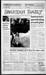 Spartan Daily, February 23, 1987 by San Jose State University, School of Journalism and Mass Communications