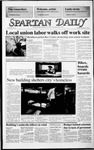 Spartan Daily, February 24, 1987 by San Jose State University, School of Journalism and Mass Communications