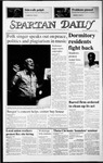 Spartan Daily, February 25, 1987 by San Jose State University, School of Journalism and Mass Communications