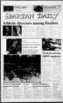 Spartan Daily, March 2, 1987 by San Jose State University, School of Journalism and Mass Communications
