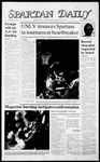 Spartan Daily, March 9, 1987 by San Jose State University, School of Journalism and Mass Communications