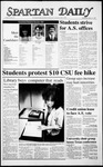 Spartan Daily, March 11, 1987 by San Jose State University, School of Journalism and Mass Communications