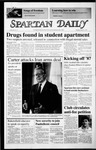Spartan Daily, March 12, 1987 by San Jose State University, School of Journalism and Mass Communications
