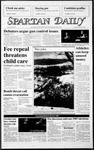 Spartan Daily, March 24, 1987 by San Jose State University, School of Journalism and Mass Communications