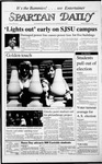 Spartan Daily, March 26, 1987 by San Jose State University, School of Journalism and Mass Communications