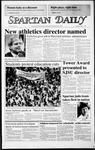 Spartan Daily, April 7, 1987 by San Jose State University, School of Journalism and Mass Communications