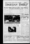 Spartan Daily, April 21, 1987 by San Jose State University, School of Journalism and Mass Communications