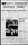 Spartan Daily, April 22, 1987 by San Jose State University, School of Journalism and Mass Communications