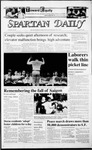 Spartan Daily, April 28, 1987 by San Jose State University, School of Journalism and Mass Communications