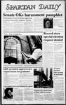Spartan Daily, May 6, 1987 by San Jose State University, School of Journalism and Mass Communications