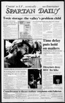 Spartan Daily, May 7, 1987 by San Jose State University, School of Journalism and Mass Communications